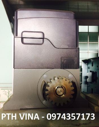 Bán motor cổng lùa dùng cho khu chế xuất công nghiệp tại Bình Dương